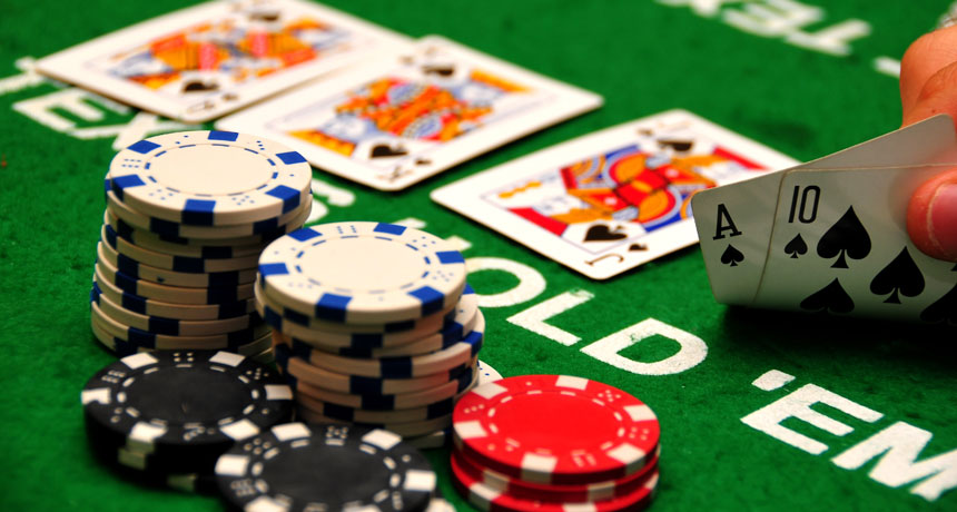 Poker – The Texas Texas Hold'em Online Debate