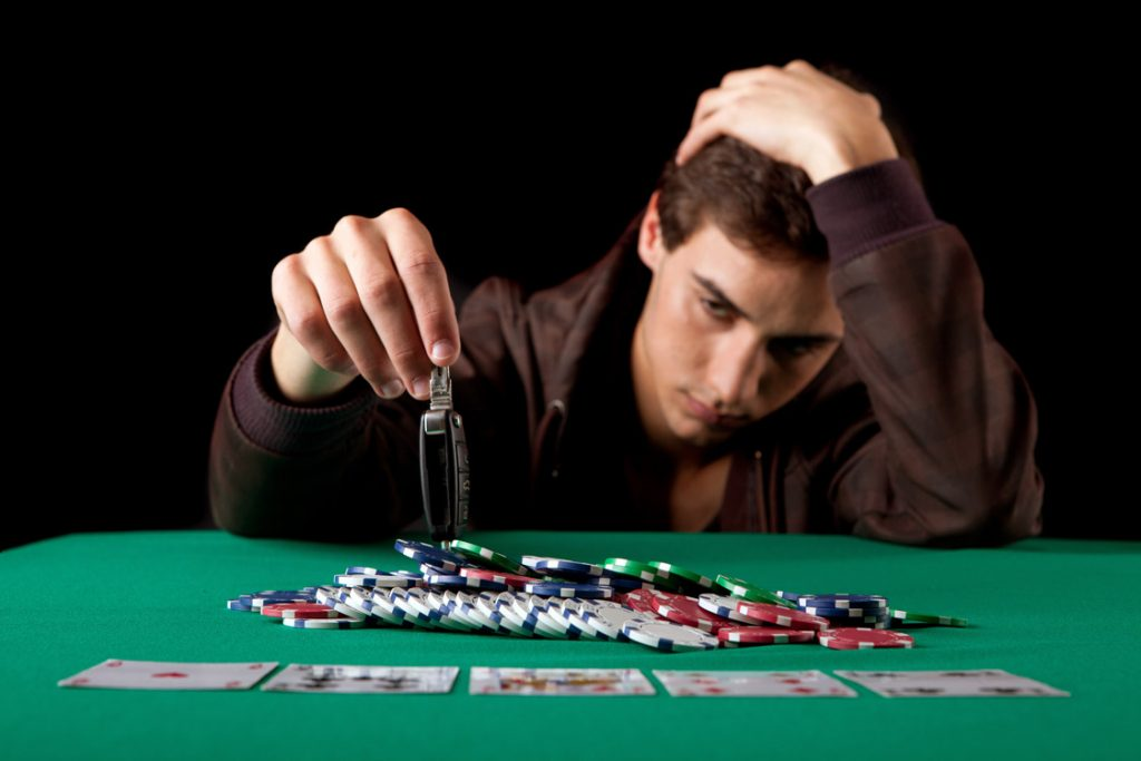 Addiction – When Gambling Turns into a Problem