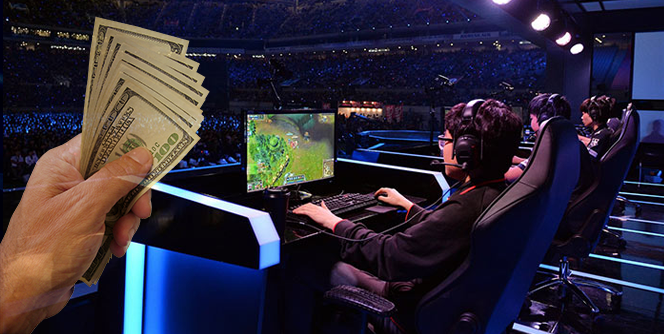 Get up to speed with e-sports betting