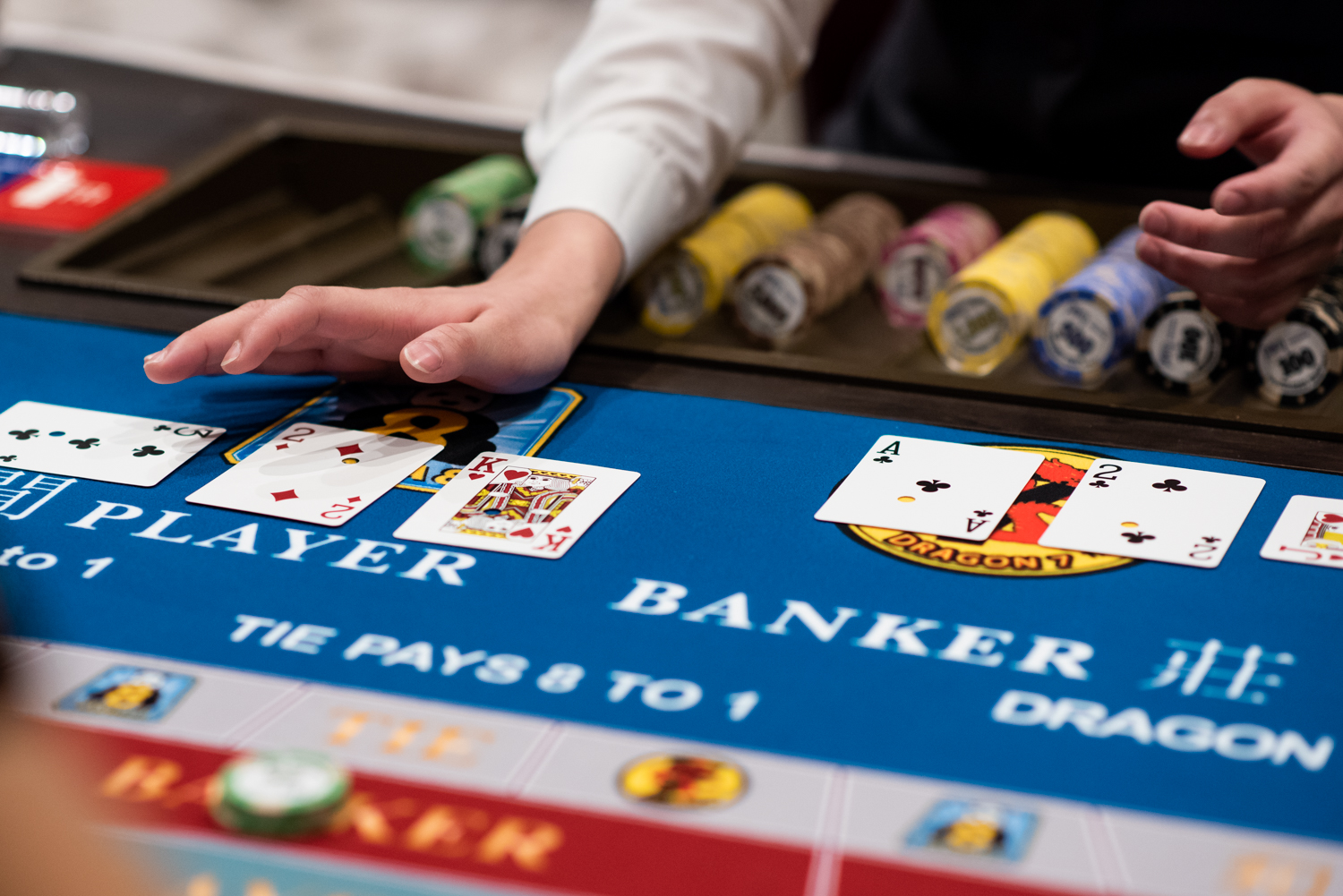 All That You Need To Know About How To Play Baccarat