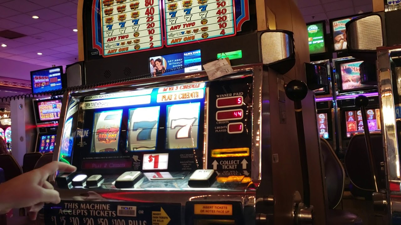 How you can Play Slots and Win – Casino Slot Cheats