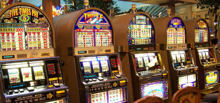 Slots Are Typically The Most Popular Gamble