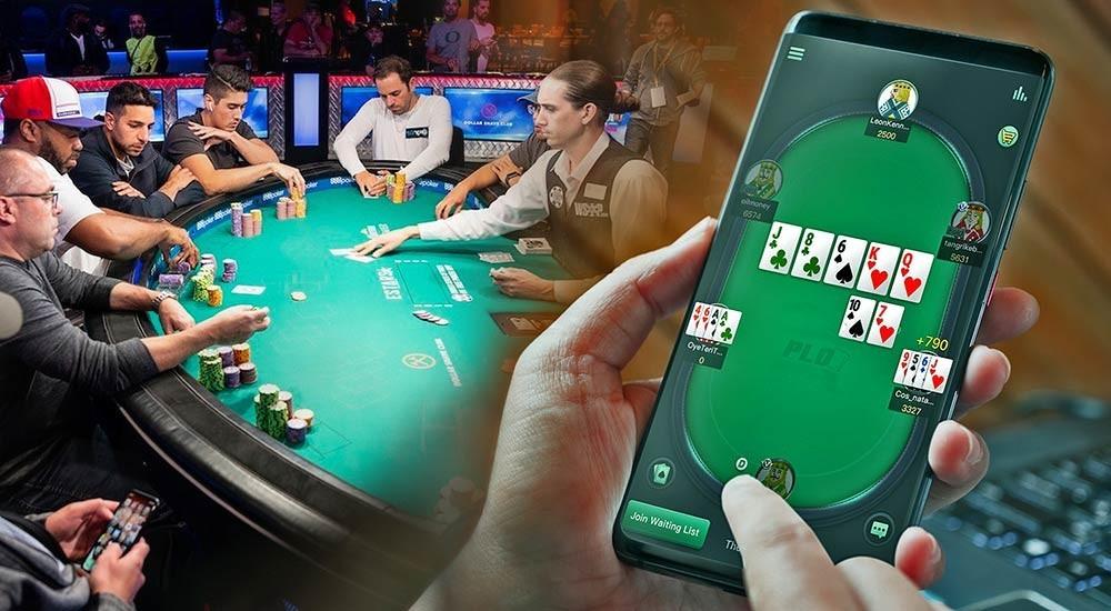 Using Poker Tournament Technique to Win Internet Poker