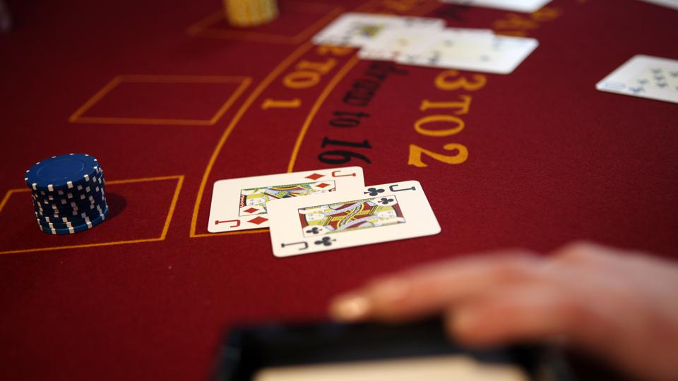 Online Blackjack in Three Simple Steps