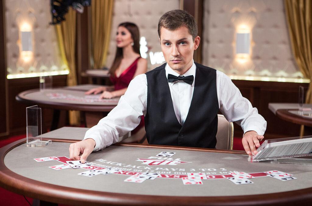 Casino Games: The Basics of Online Gambling